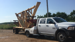 Company Truck, Roofing Solutions in Checotah, OK