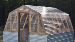 Greenhouse, Roofing Solutions in Checotah, OK